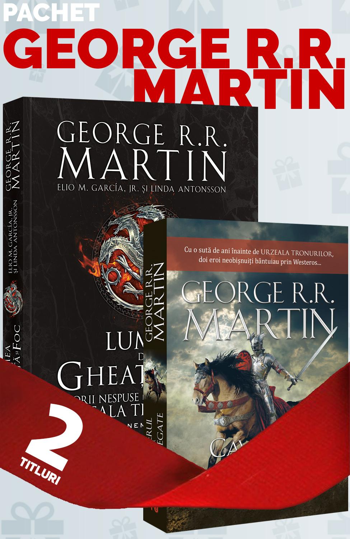 Pachet George R.R. Martin