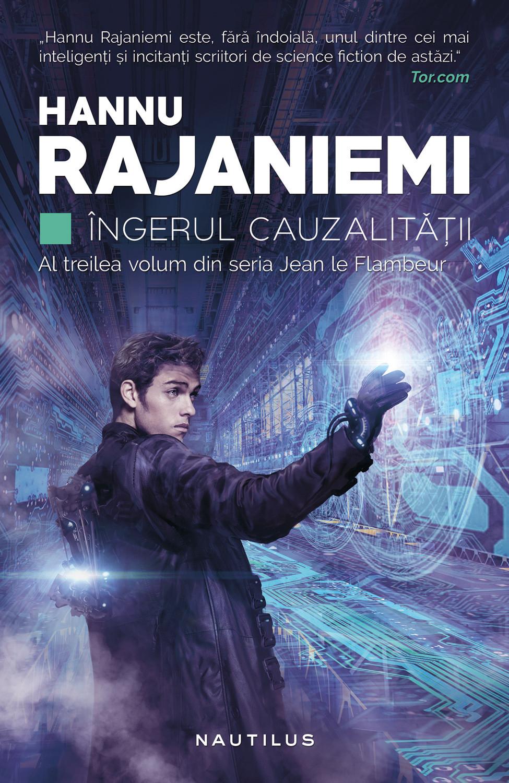Ingerul Cauzalitatii (ebook Seria Jean Le Flambeur Partea A Iii-a)