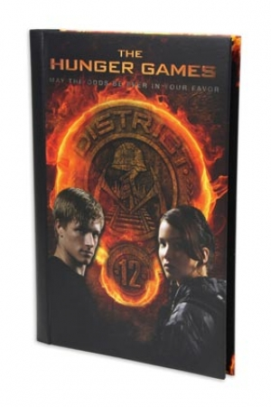 Hunger Games Jurnal District 12
