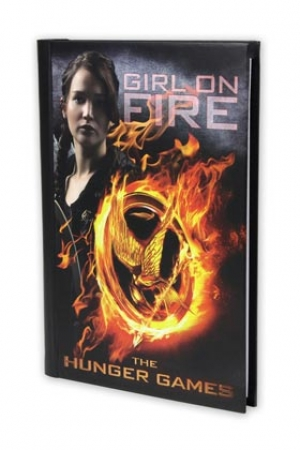 Hunger Games Jurnal Girl Fire