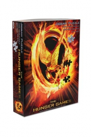 Hunger Games Puzzle 1000 Piese (50 X 70 Cm)