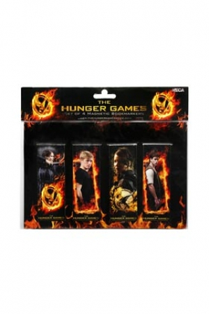 Hunger Games Set 4 Semne De Carte Magnetice