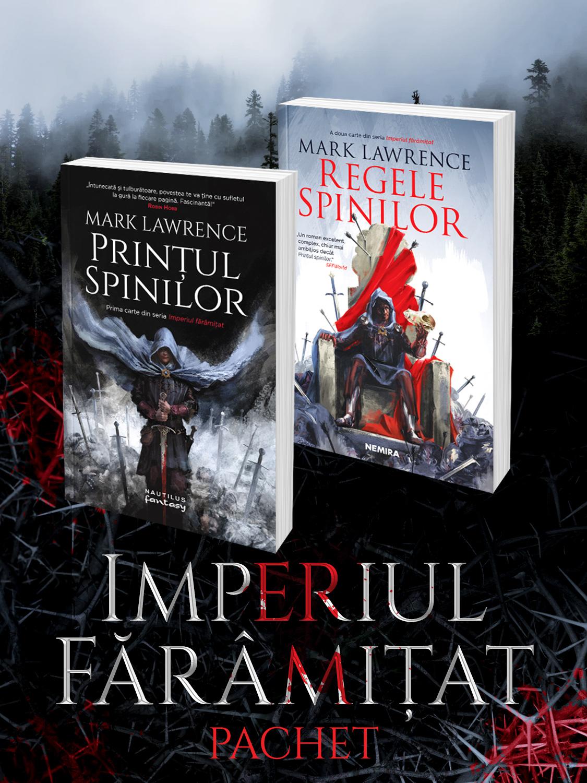 Pachet Imperiul Faramitat 2 vol.