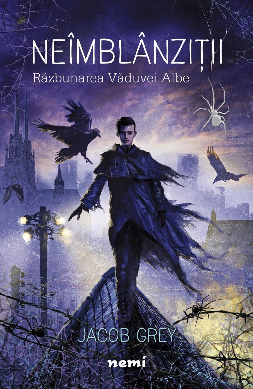 Razbunarea Vaduvei Albe (ebook Seria Neimblanzitii Partea A Iii-a)
