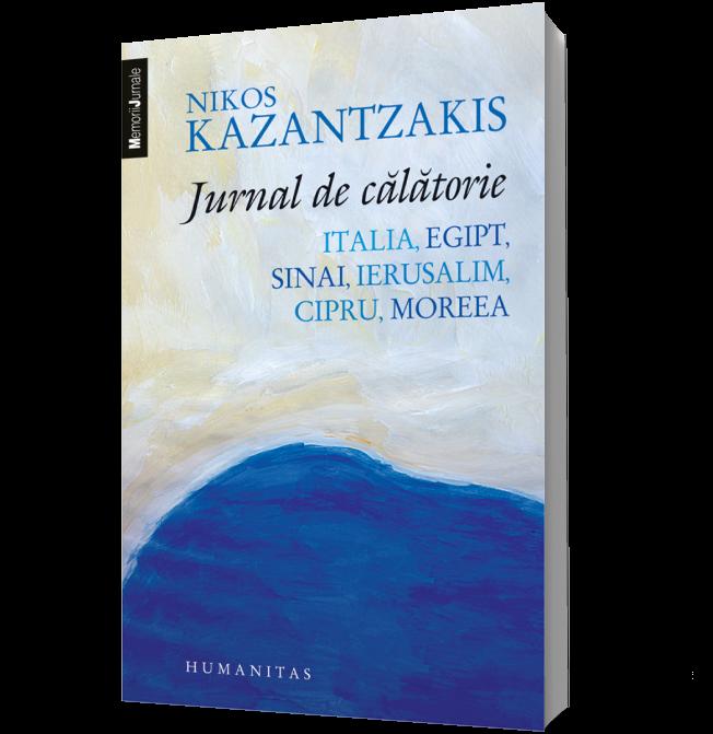 Jurnal De Calatorie. Italia Egipt Sinai Ierusalim Cipru Moreea