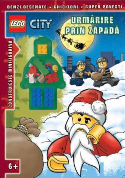 Lego City - Urmarire Prin Zapada