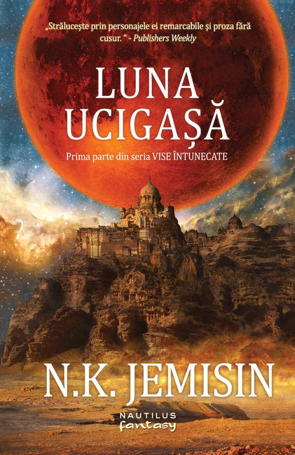 Imagine Luna Ucigașă (ebook Seria Vise întunecate Partea I) - Ebook