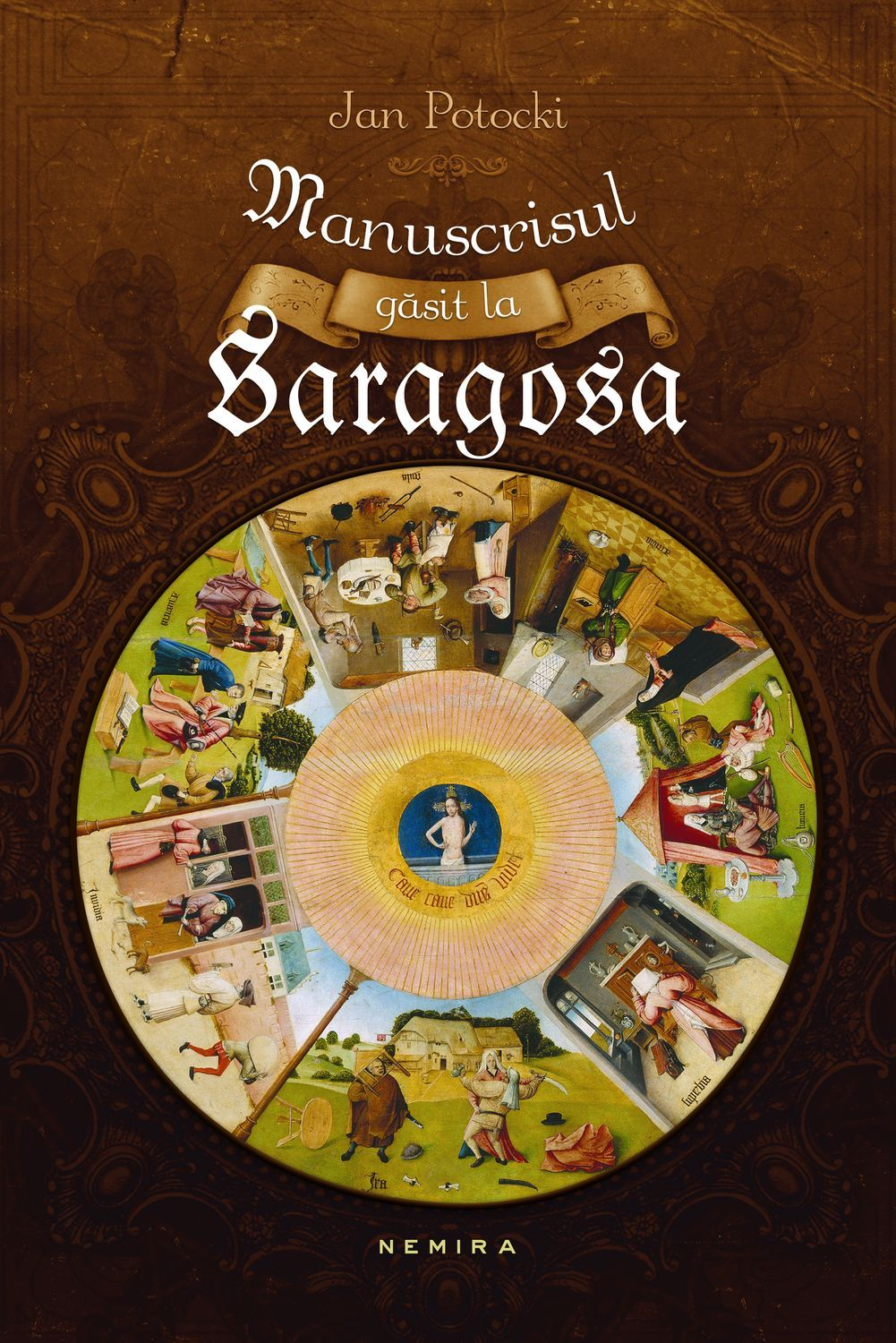 Manuscrisul Gasit La Saragosa (ebook)