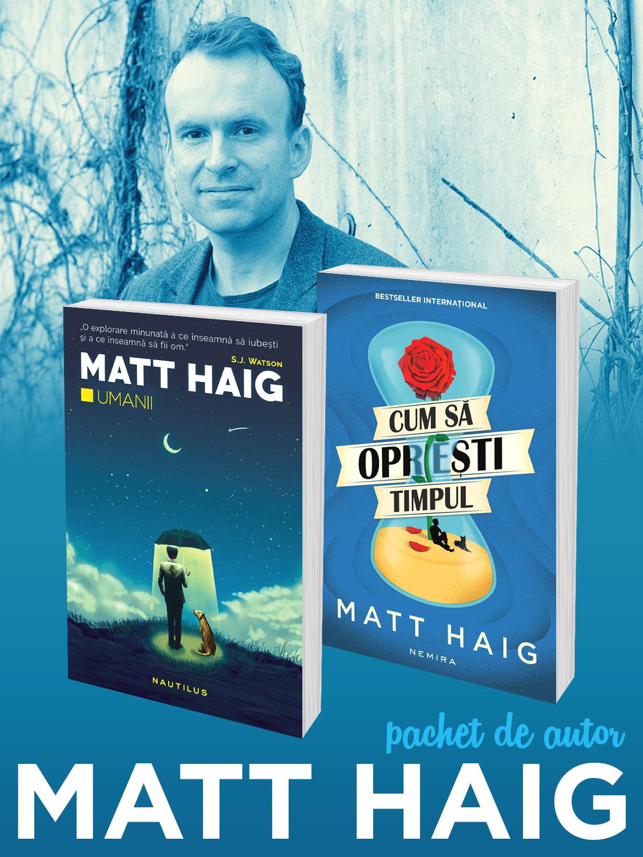 Pachet Matt Haig 2 vol.