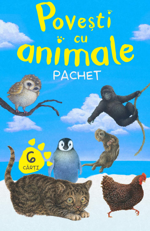 Pachet Povesti cu animale 6 vol.