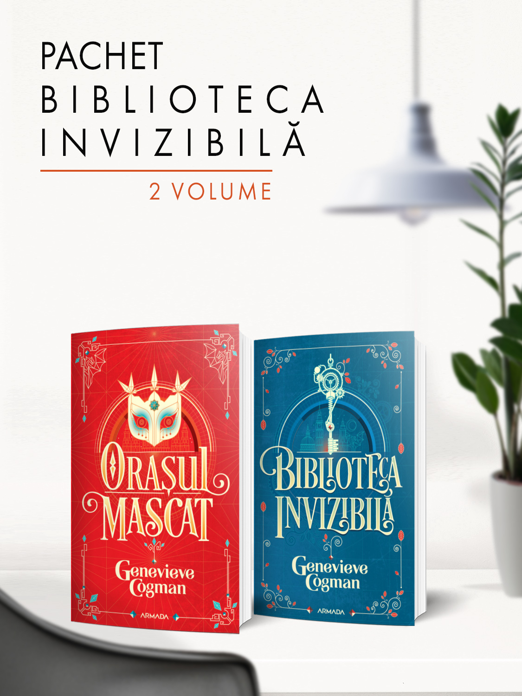 Pachet Biblioteca invizibila 2 vol.
