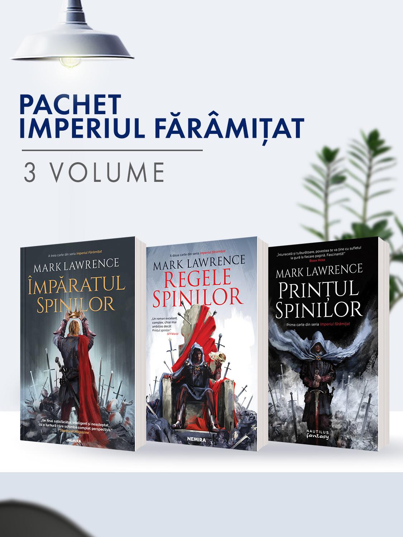 Pachet Imperiul Faramitat 3 vol.