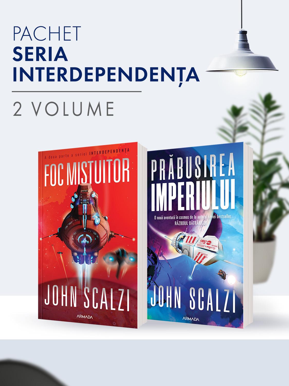 Pachet Seria Interdependenta 2 vol.