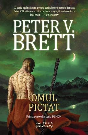 Omul Pictat (seria Demon Partea I Paperback)
