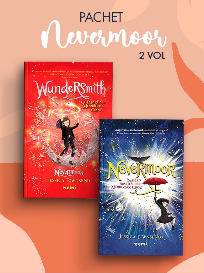 Pachet Nevermoor 2 vol