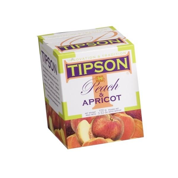 Peach & Apricot Frunze (ceai)
