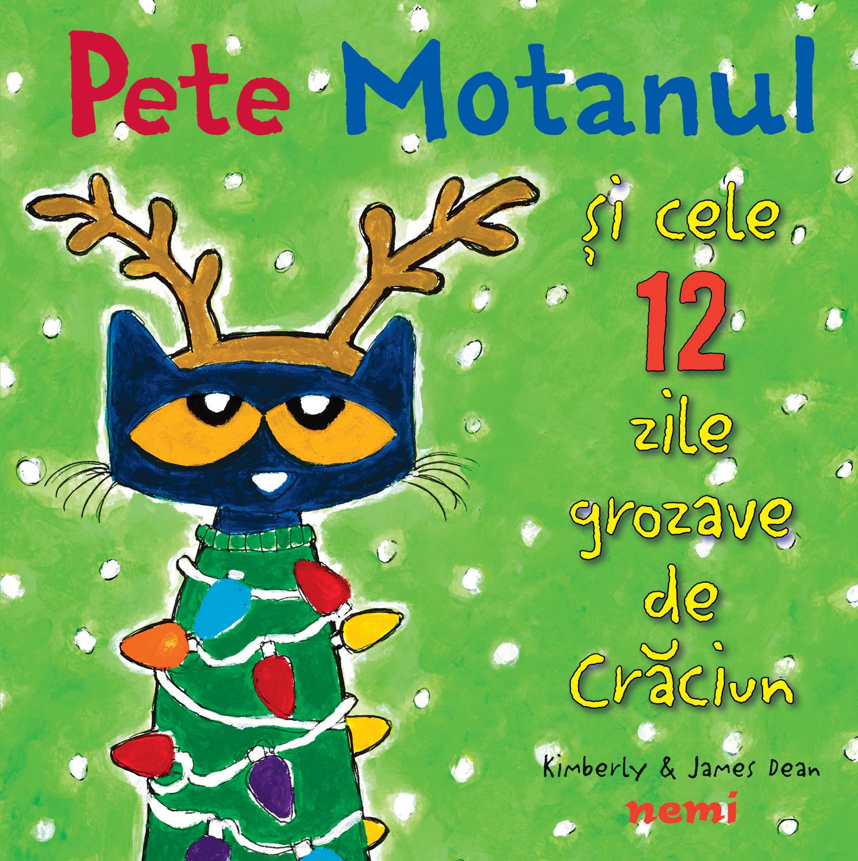 Pete motanul și cele douăsprezece zile grozave de Crăciun