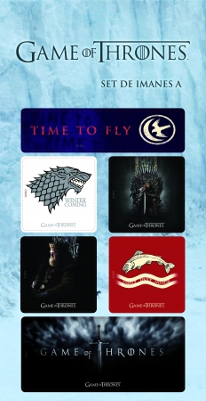 Set Magneti A - Game Of Thrones