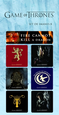 Set Magneti B - Game Of Thrones