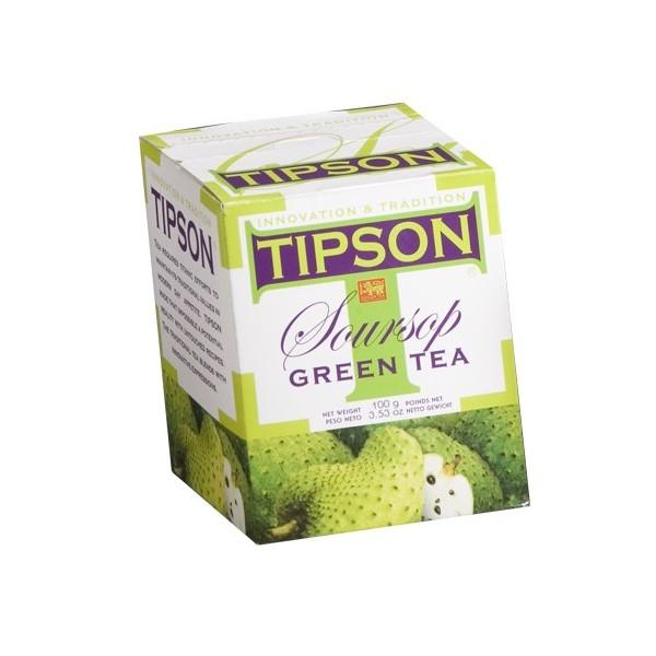 Soursop Green Tea Frunze (ceai)