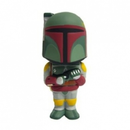 Star Wars Boba Figurina 14 Cm Antistres