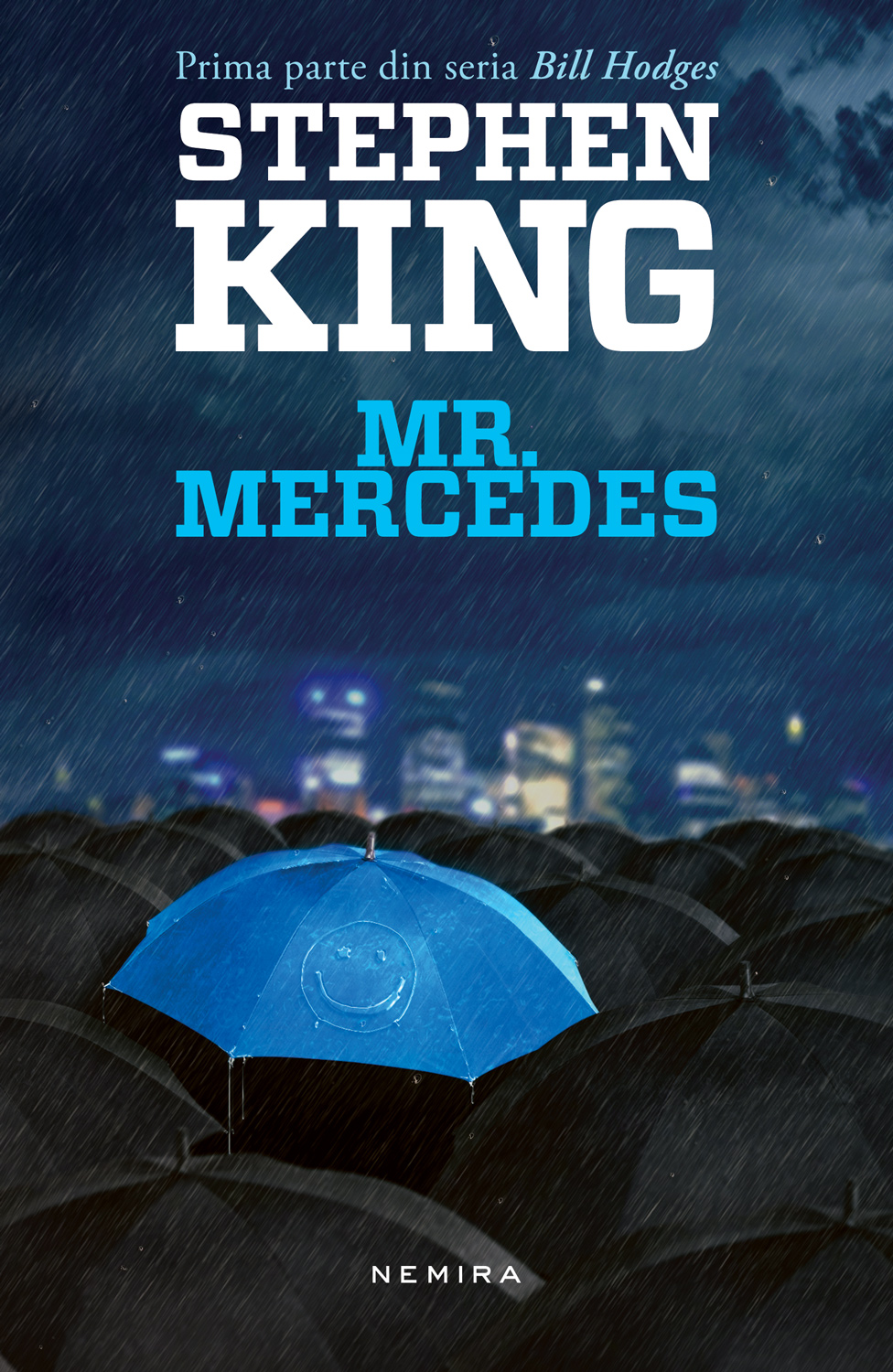 Mr. Mercedes (Seria Bill Hodges  partea I)