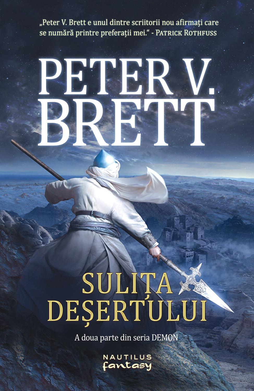 Sulita Desertului (seria Demon Partea A Ii-a Paperback)