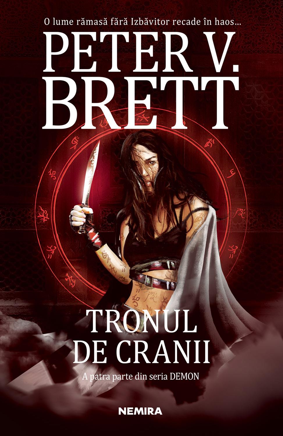 Tronul de Cranii (ebook Seria Demon partea a IV-a)