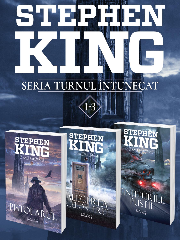 Pachet Seria Turnul Intunecat vol. 1-3