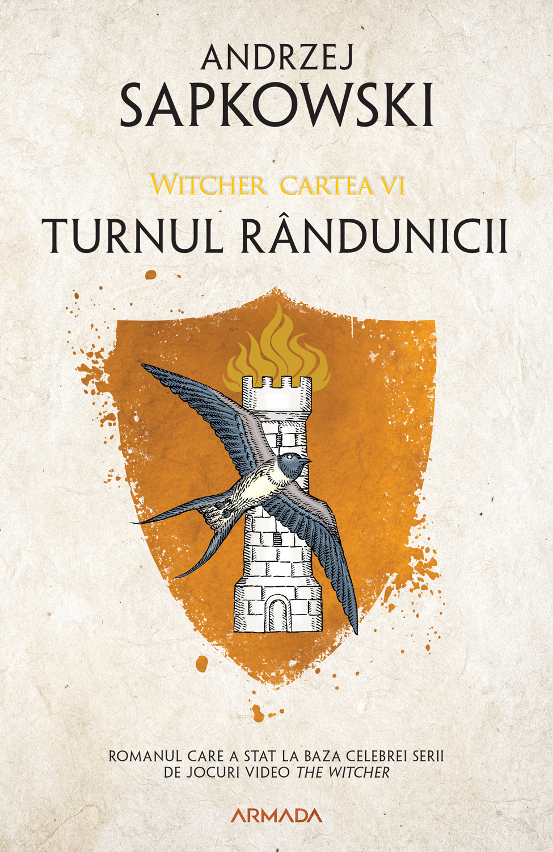 Turnul randunicii ed. 2020 (ebook Seria Witcher partea a VI-a)