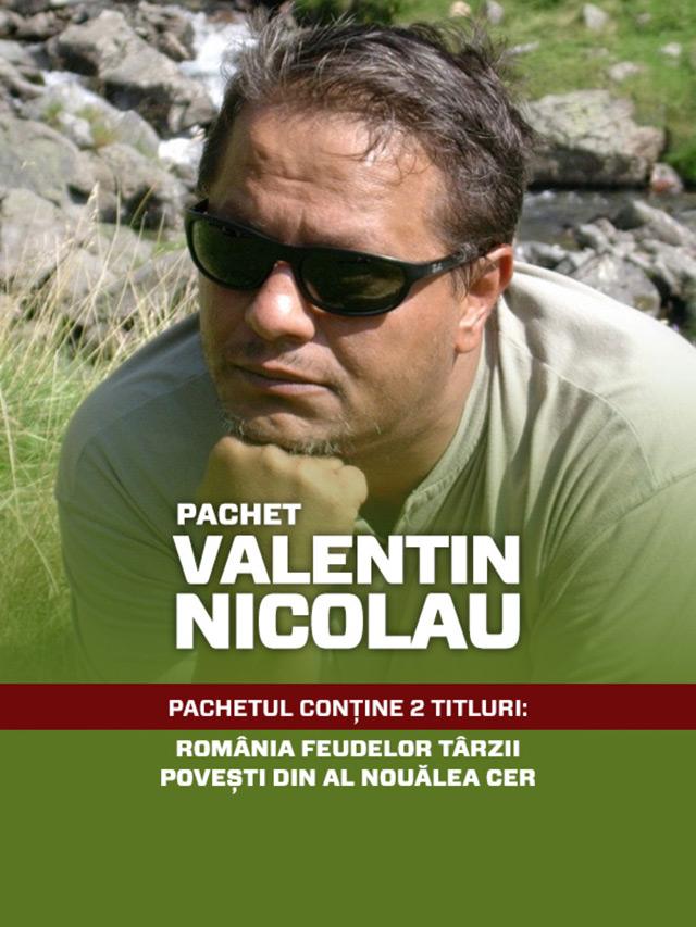 Pachet Valentin Nicolau 2 vol.
