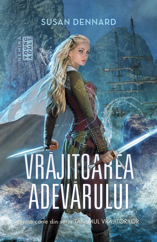 Vrăjitoarea adevărului (ebook  Seria Tărâmul vrăjitorilor  partea I)