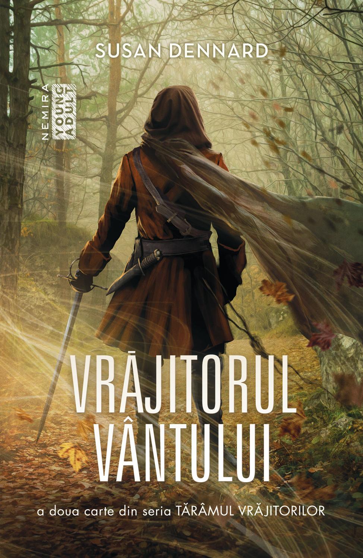 Vrăjitorul Vântului (ebook  Seria Tărâmul vrăjitorilor  partea a II-a)