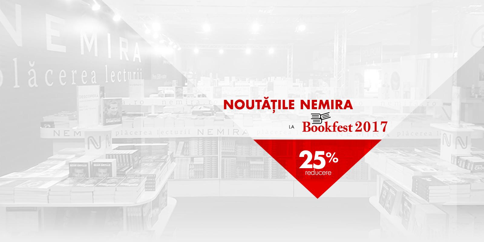 Noutati Bookfest 2017