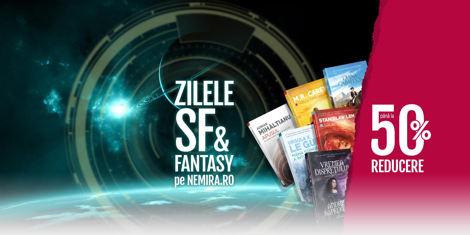 Science Fiction si Fantasy