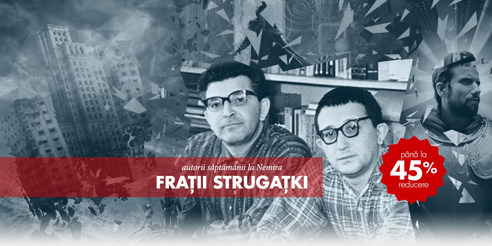 Fratii Strugatki